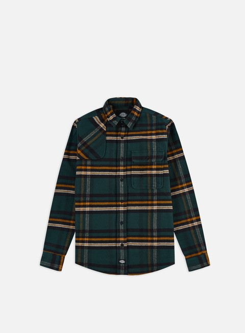 Long Sleeve Shirts Dickies Prestonburg Shirt