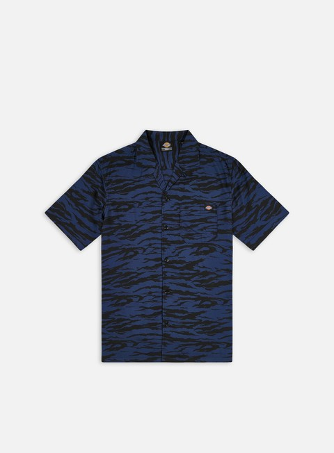 Short Sleeve Shirts Dickies Quamba SS Shirt