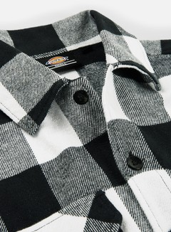 Dickies - Sacramento Shirt, Black/White 3