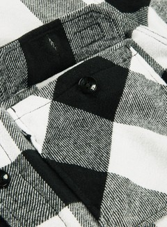 Dickies - Sacramento Shirt, Black/White 4