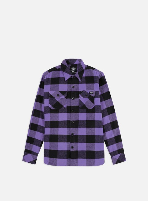 Long Sleeve Shirts Dickies Sacramento Shirt