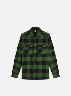 Dickies - Sacramento Shirt, Pine Green