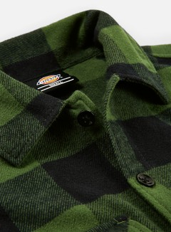 Dickies - Sacramento Shirt, Pine Green 3