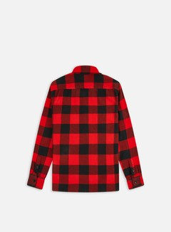 Dickies - Sacramento Shirt, Red 2
