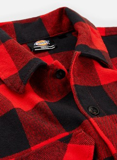 Dickies - Sacramento Shirt, Red 3