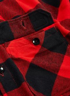 Dickies - Sacramento Shirt, Red 4