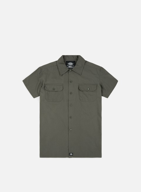 Sale Outlet Short Sleeve Shirts Dickies Talpa SS Shirt