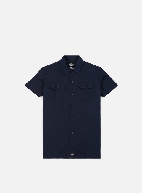 camicie dickies talpa ss shirt dark navy