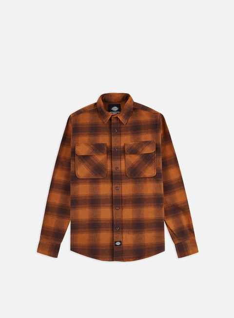 Outlet e Saldi Camicie a Manica Lunga Dickies Waneta LS Shirt