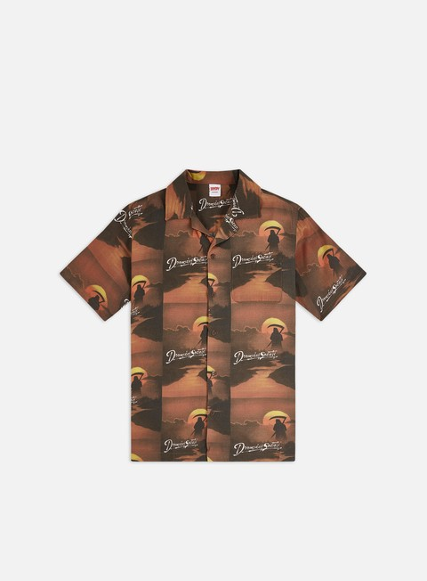 Camicie a Manica Corta Doomsday Apocalyple SS Shirt