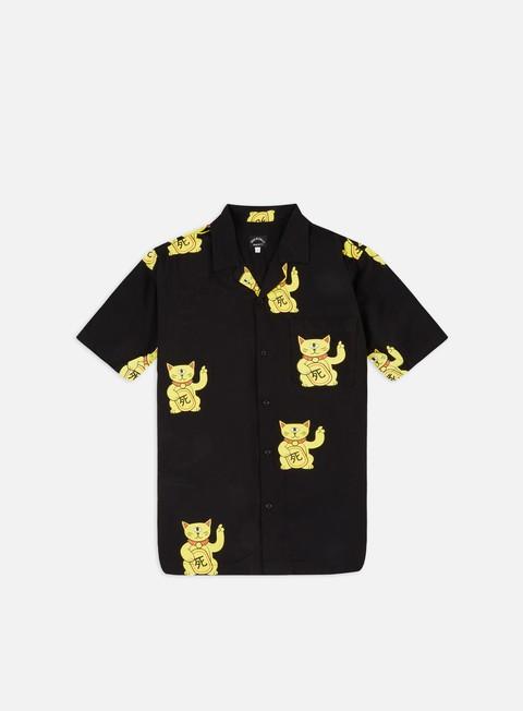 Outlet e Saldi Camicie a Manica Corta Doomsday Bad News SS Shirt