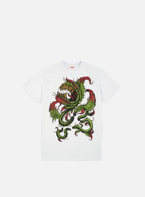 camicie doomsday killer plant t shirt white