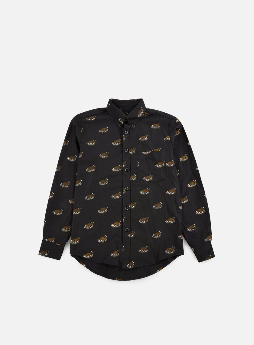 Doomsday - Roast Chicken Shirt, Black