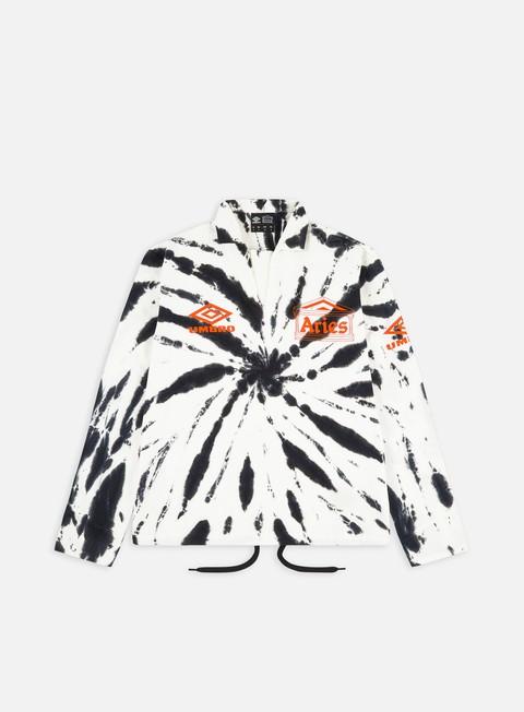 Camicie e polo a manica lunga Aries Umbro Tie Dye Pro 64 Pullover LS Shirt