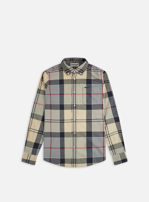Camicie e polo a manica lunga Barbour Glendale Tailored LS Shirt