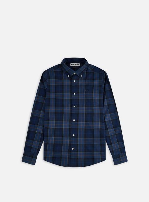 Camicie e polo a manica lunga Barbour Wetherham Tailored LS Shirt