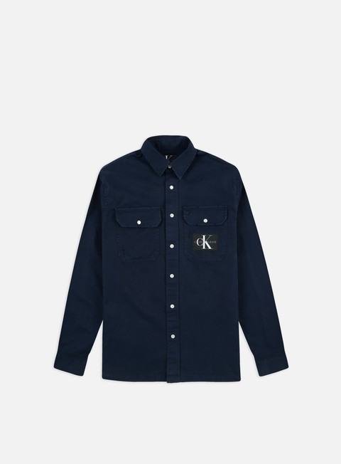 Calvin Klein Jeans Archive Iconic Utility LS Shirt