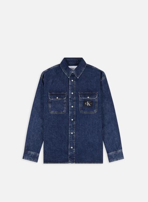 Calvin Klein Jeans Oversized LS Shirt