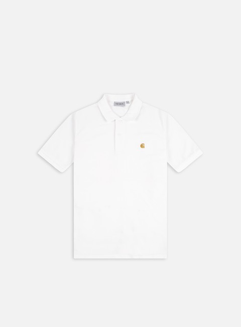 Sale Outlet Polos Carhartt WIP Chase Pique Polo Shirt