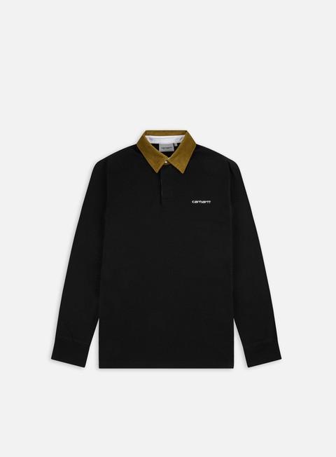 Camicie e polo a manica lunga Carhartt WIP Cord Rugby LS Polo Shirt