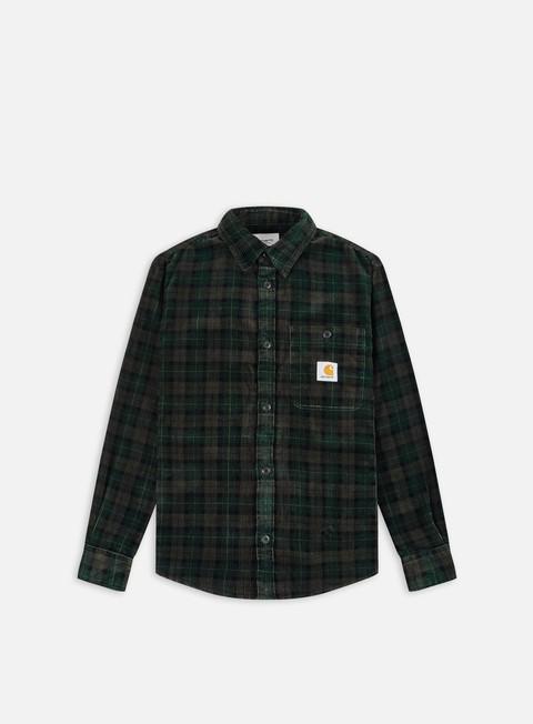 Camicie e polo a manica lunga Carhartt WIP Flint LS Shirt