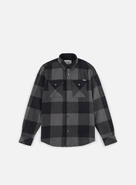 Long sleeve shirts and polos Carhartt WIP Graham LS Shirt