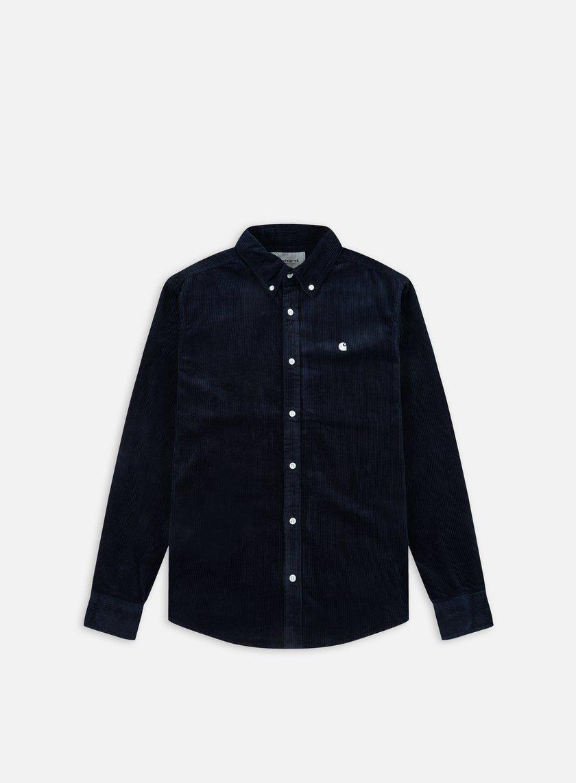 Carhartt WIP Madison Cord LS Shirt