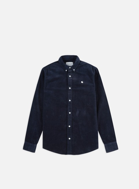 Camicie e polo a manica lunga Carhartt WIP Madison Cord LS Shirt