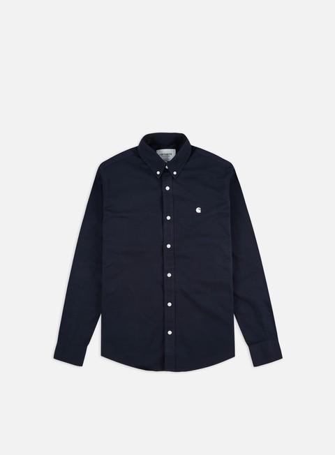 Long sleeve shirts and polos Carhartt WIP Madison LS Shirt
