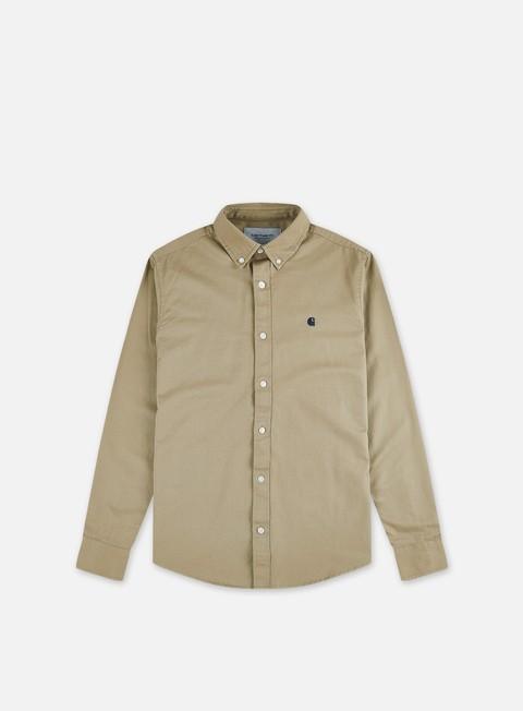 Camicie e polo a manica lunga Carhartt WIP Madison LS Shirt