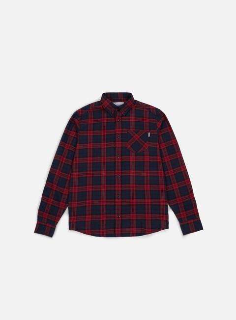 Long sleeve shirts and polos Carhartt WIP Norton LS Shirt