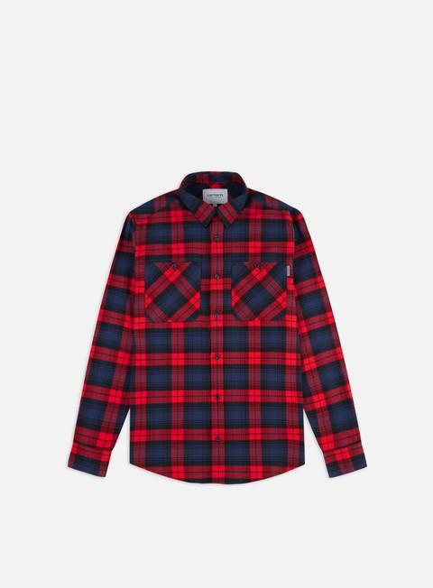 Carhartt WIP Pelkey Check LS Shirt