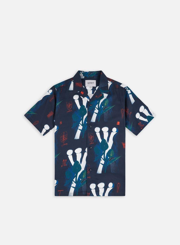 Carhartt WIP Tom Krol Flowers SS Shirt