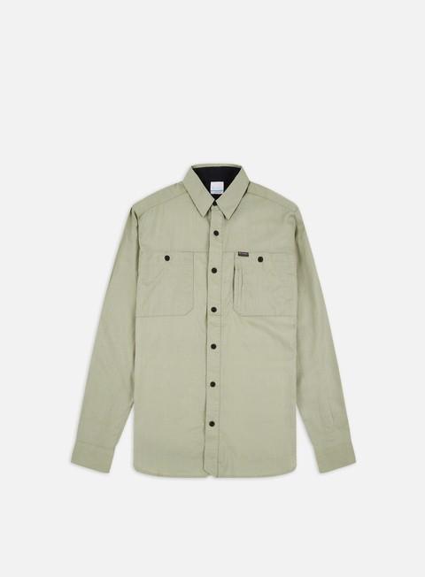 Columbia Clarkwall Organic Cotton Ripstop LS Shirt