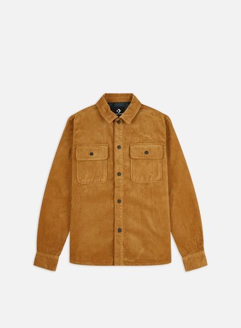 Sale Outlet Shirts Converse Button Down LS Shirt