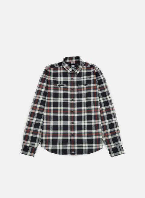Long sleeve shirts and polos Dickies Chesterton LS Shirt