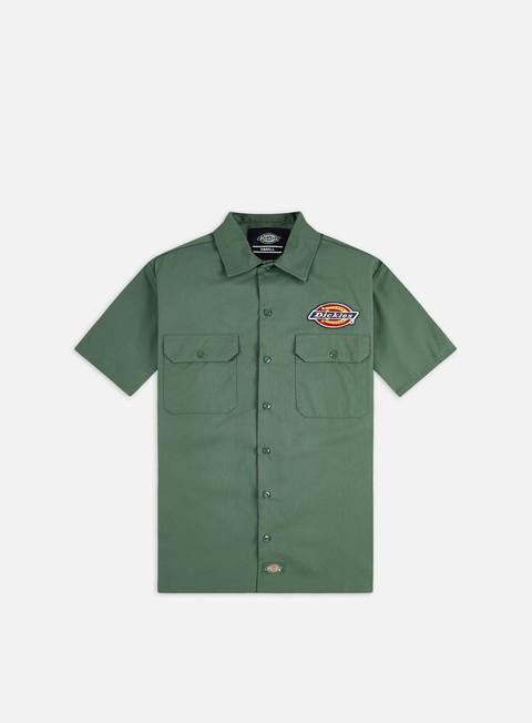Short sleeve shirts and polos Dickies Clintondale SS Shirt