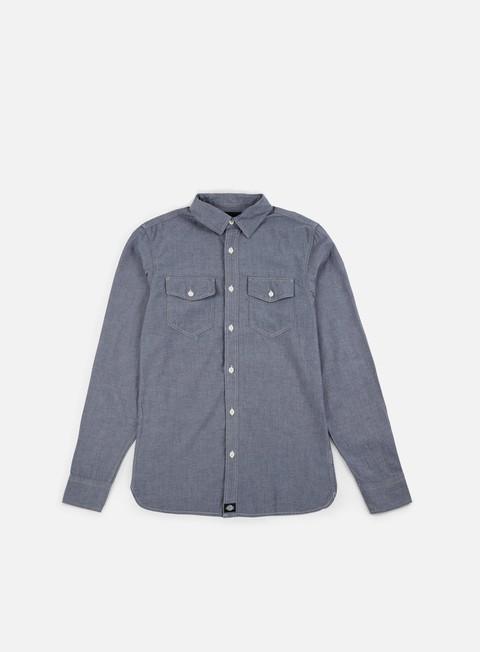 Long sleeve shirts and polos Dickies Hallstead LS Shirt