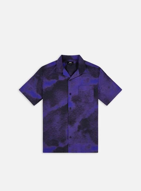Shirts Edwin Blue Haze SS Shirt
