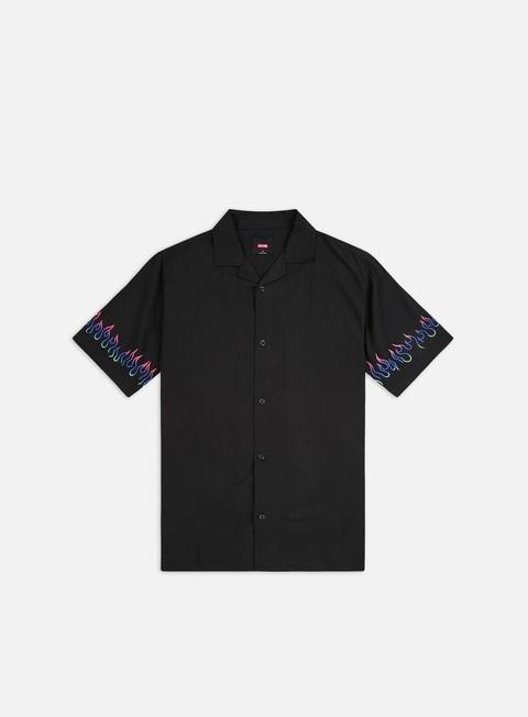 Camicie Globe Blazed SS Shirt