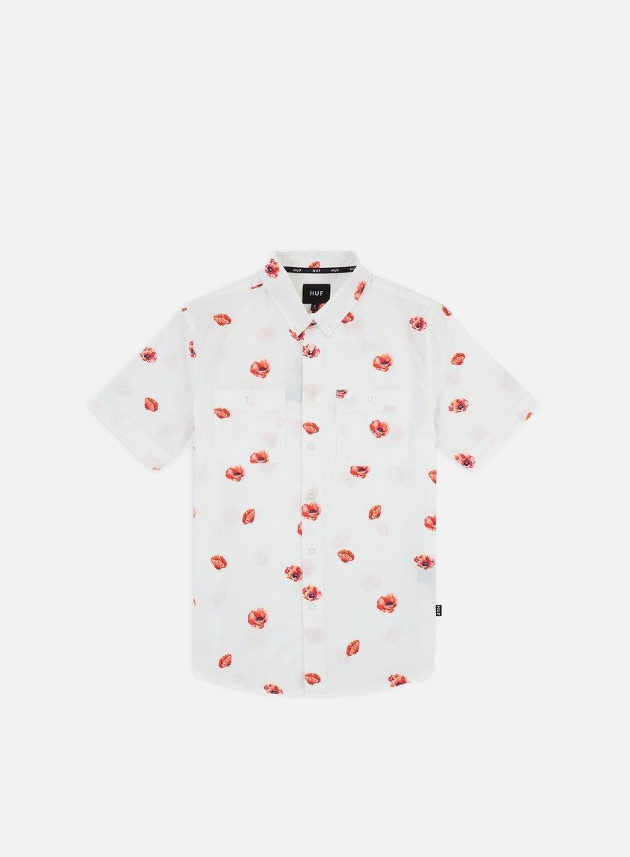Huf Poppy Woven SS Shirt