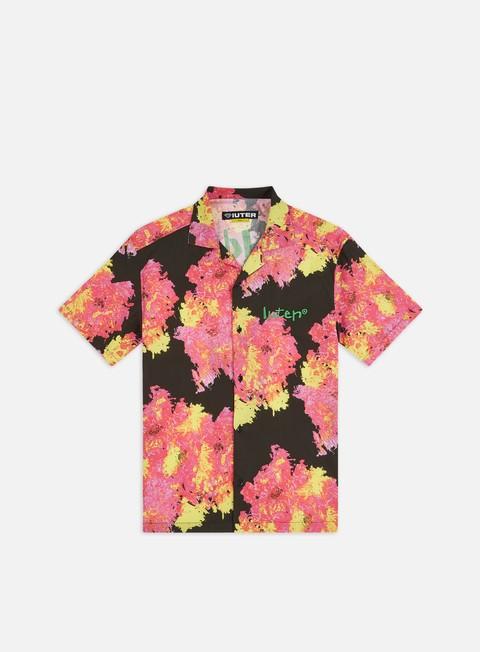 Outlet e Saldi Camicie Iuter Brush Know Better Cuban SS Shirt