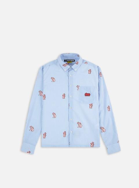 Camicie e polo a manica lunga Iuter Pimpa Allover LS Shirt