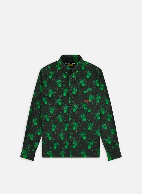 Camicie e polo a manica lunga Iuter Spider LS Shirt