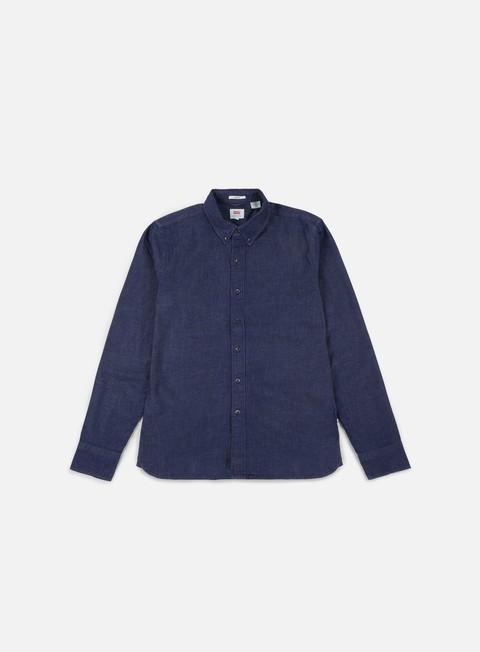 Camicie e polo a manica lunga Levi's Pacific No Pocket LS Shirt