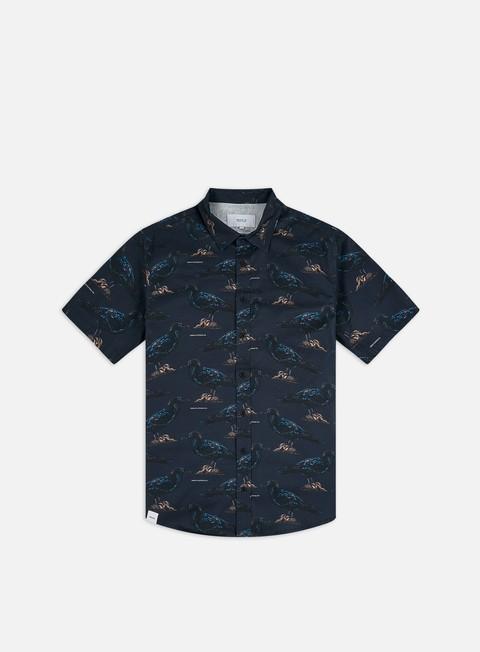 Makia Von Wright Raven SS Shirt