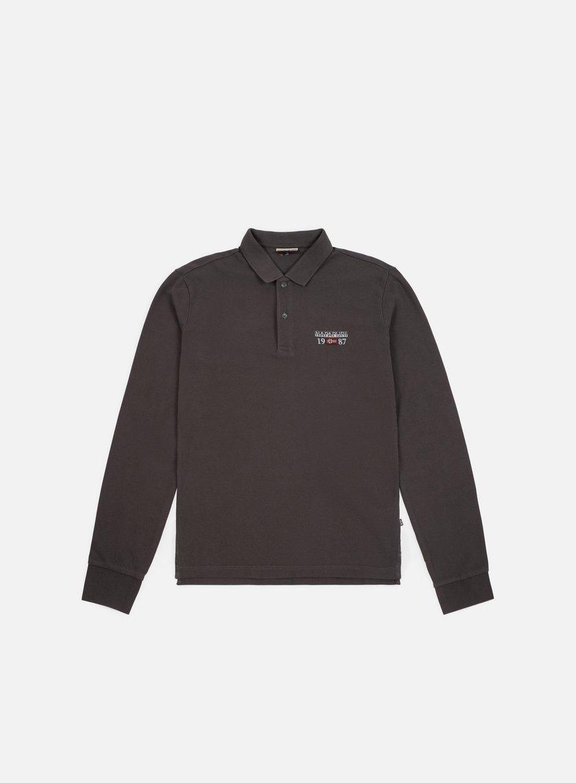 Napapijri Erthow LS Polo Shirt