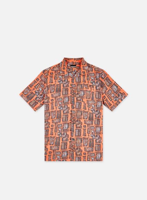 Sale Outlet Shirts Napapijri G-Napali SS Shirt