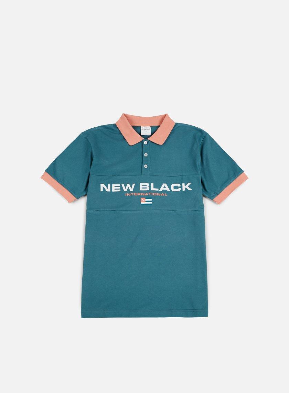 New Black Sport Tennis Shirt