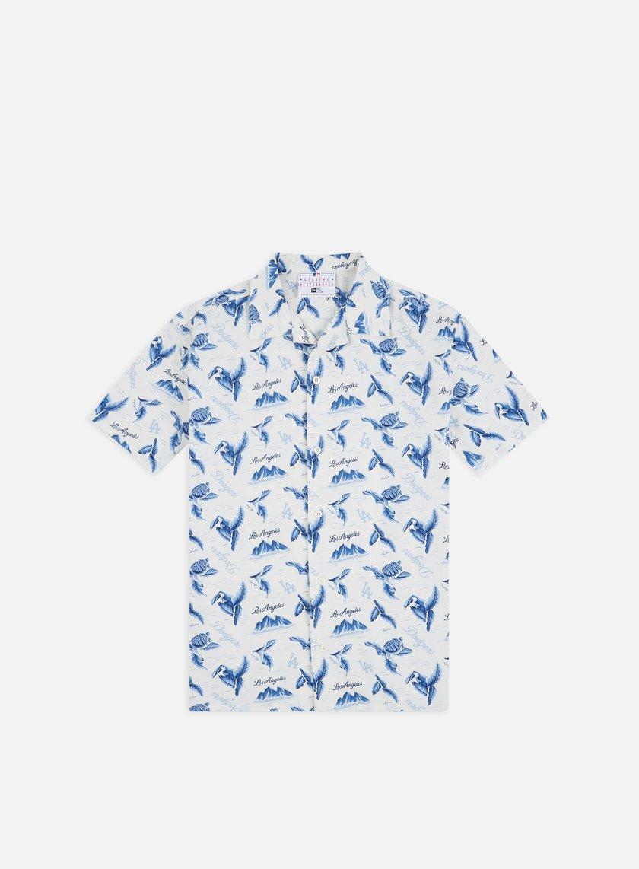 New Era MLB Island SS Shirt LA Dodgers